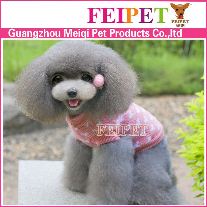 De moda para mascotas perro suéter ropa, ganchillo de ropa para ...