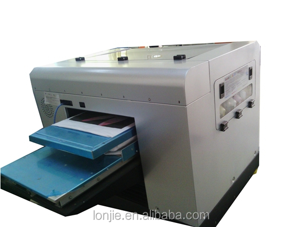 T-shirt printer polyester printing machine