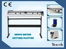 130cm adhesive vinyl cutting plotter T48L / high precison sign cutter