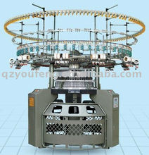 4/6 Colors Auto-stripper Home Computerized Knitting Machines
