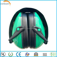 Noise Reduction Green Ear Muff