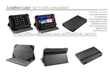 Universal case for 7 inch tablet pc iPad mini accessories cover