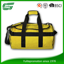 high quality tarpaulin travel luggage bag