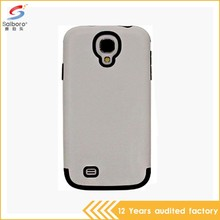 Multi-color/style bumper case for s4 mini samsung galaxy s4
