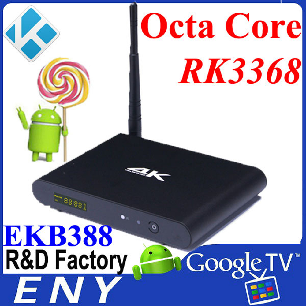 best selling products in America Android5.1 Ott Rk3368 Emmc I68 Android Tv Box Android5.1 Smart Tv Box