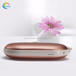 Hot Sale Multi-Function 5000mAh Cute Colorful Rechargeable USB Power Bank Hand Warmer