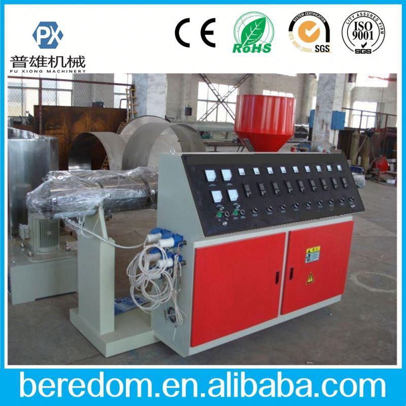 Big Discount!! Pp Hdpe Ldpe Ppr Plastic Compress Pipe Extruder Machine