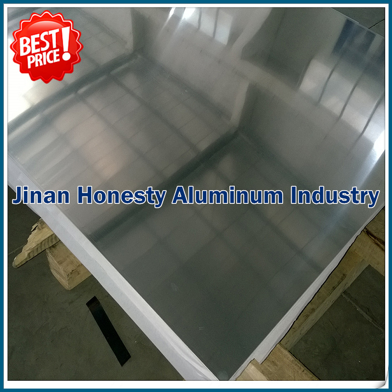 PVC film Aluminum plate/sheet 8011 H18 for air conditioner