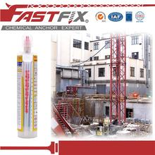 unsaturated polyester resin injection resin sealant glue caulking gun injection anchor bolt
