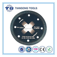 TG Tools Standard Size 16/20/22/23/25.4mm brazed diamond gang saw blade
