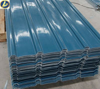 Prepainted galvalume roof sheet
