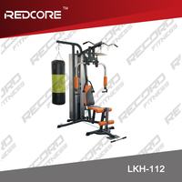 used home gym equipment for sale /three station home gym / fitness euqipment