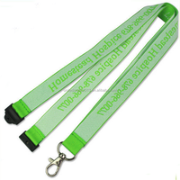 2016 hot sell cheap single lanyard custom