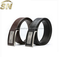 Alibaba Website China Supplier Wholesale Men Genuine Leather Belt