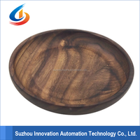 2016 CNC machining Wooden plate, cnc machining parts / Brush paint ITS-027