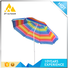 Promotional personalized waterproof wholesale cheap beach umbrellas