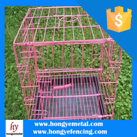 China Wholesale Commercial Dog Cage / Iron Dog Cage