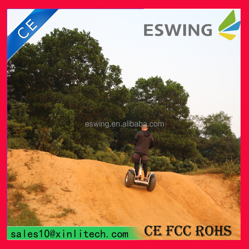Eswing 2015 FASHION Cheap price off road balance scooter Es6 man sex boy tool car top balance scooter in the world