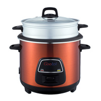 1.5L/1.8L/2.2L/2.8L double inner pot electric straight rice cooker stainless steel home kitchen appliances