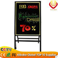 High Quality Products A Stand LED Message Board for Painting and Shop Promotion