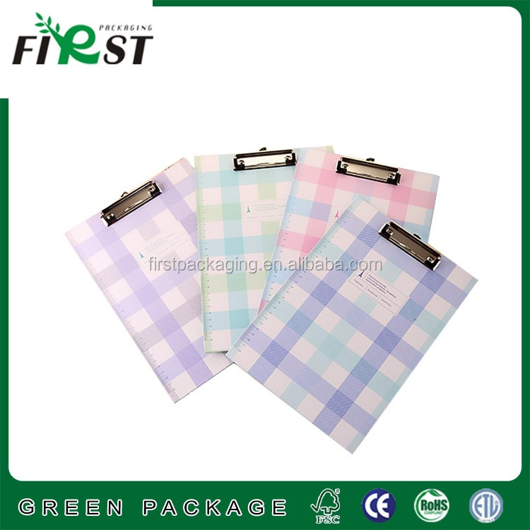 a4 Letter size wthie paper card suspension hanging file folder