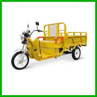 China Golden Supplier Three Wheel Cargo Motor Tricycle / Cargo Motorcycles