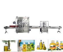 YGF-6GL/1000 palm oil Automatic Filling Machine