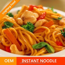 Noodle mi goreng /private label noodle soup/bulk ramen