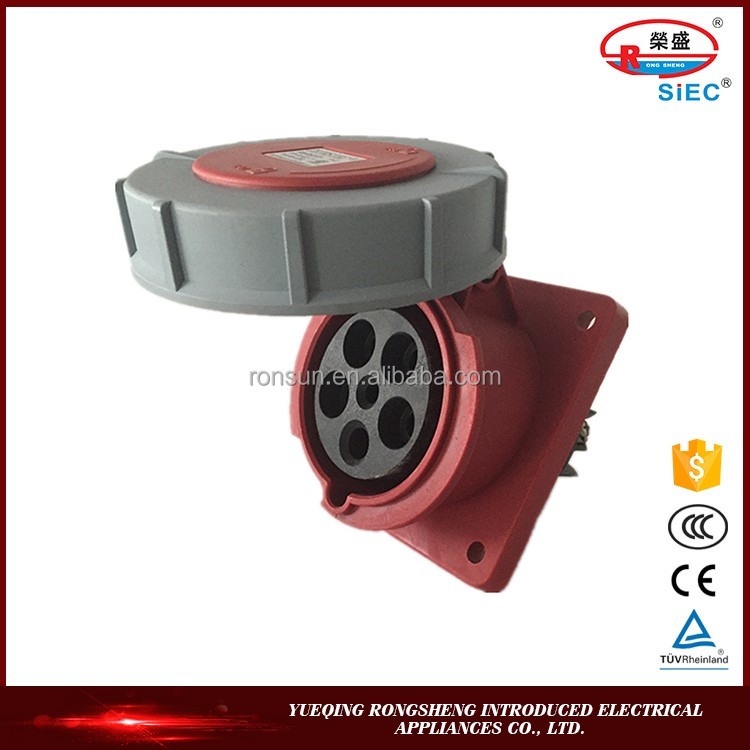 High Quality Manufacturer ip65 switch socket