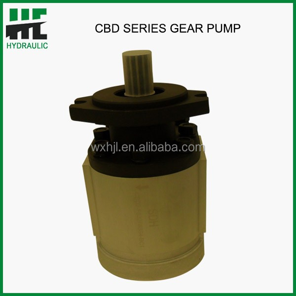 China factory price hydraulic CBD gear pumps