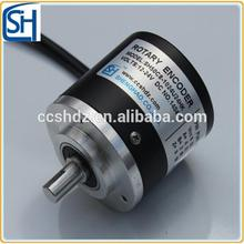 China sale cheap 8mm 6mm Solid Shaft Rotary Encoder