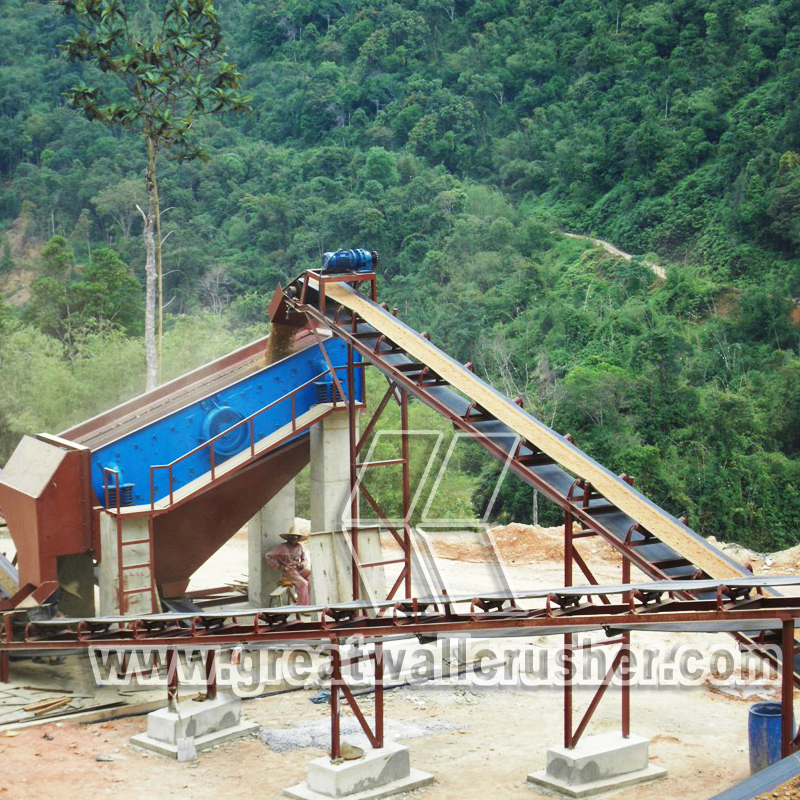 Great Wall Belt Conveyor