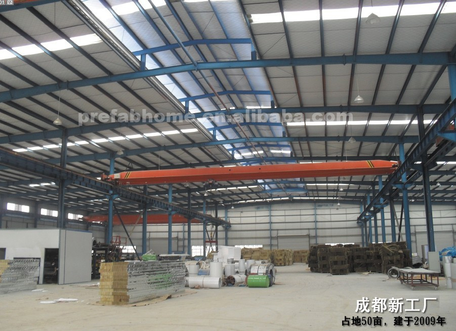 Steel Structure Warehouse building plans