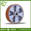 High Quality Heavy Duty Small Pu Wheel For Cart
