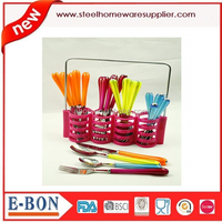 elegant stainless steel cutlery set for high quality life