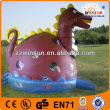 amazing inflatable dinosaur jumpers for kindergarten