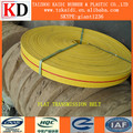 28OZ White Cotton Flat Transmission Belt for Ethiopia and Russia Market