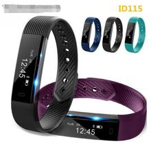 ID115 Smart Bracelet Fitness Tracker Pedometer Activity Monitor 2017 smart bracelet