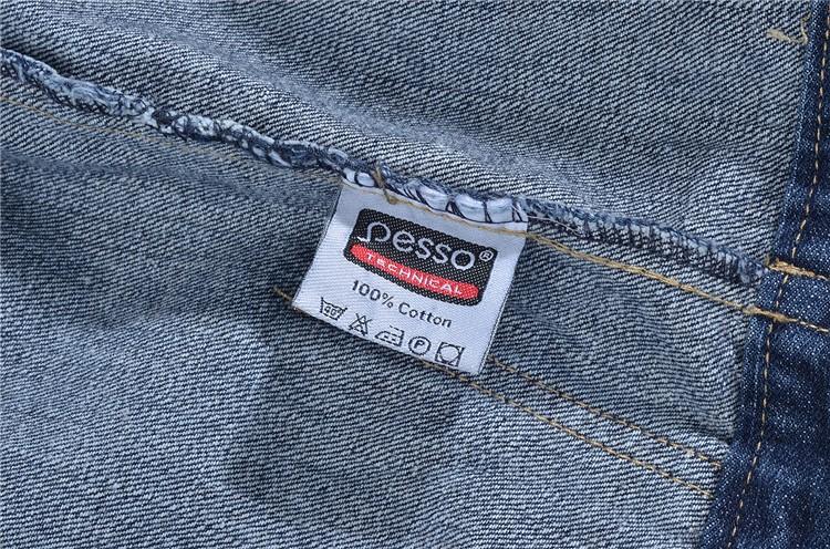 jeans manufacturers china,2017 multi-pocketed work Denim jacket,safety workwear Denim jacket