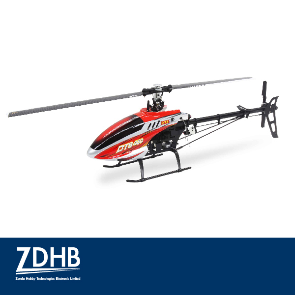 DTS 450 Advanced Practice RC Helicopter