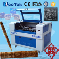 Mini 3d Portable laser machine 6090 , second hand co2 laser engraving machine price