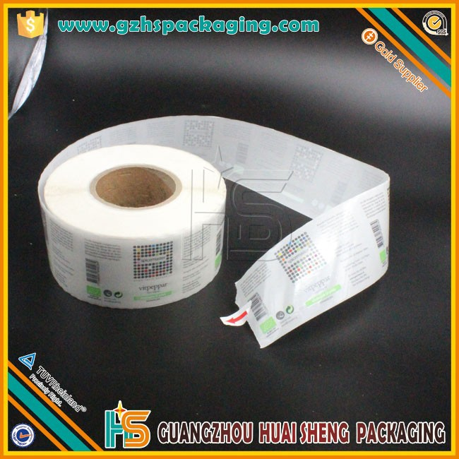 Custom Design Transparent Sticker Clear Plastic Bottle Label Printing,Pvc Labels