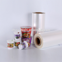 Factory price pof shrink film with best tube type stretch