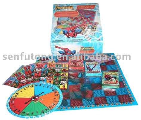 spider man;spider man doll; spider man cards;cards game