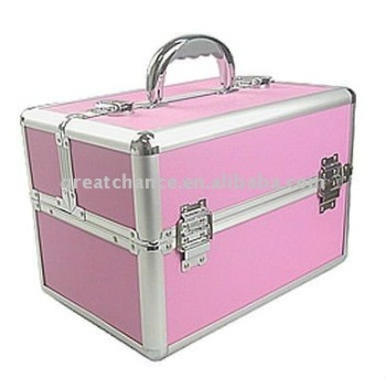 Professional Beauty Makeup Vanity Case Box