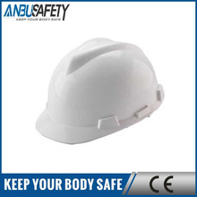 Plastic engineering helmet white made in China