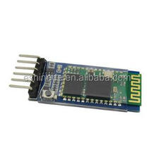 HC05 HC-05 Master-slave 6Pin Anti-reverse RF Transceiver Wireless Bluetooth Serial Module 3.3V for Ardu