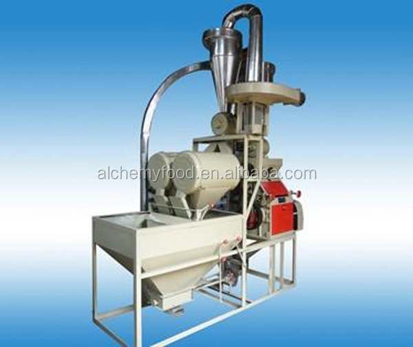hot sale wheat flour mill factory in china
