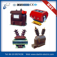 0.66- 75kv indoor or outdoor ,dry or oil type ,single or three high voltage ct pt