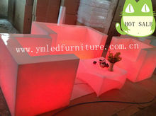 FANCY! 2013 LED Modern Design Furniture with Magic Color Changing, CE and RoHS Approval